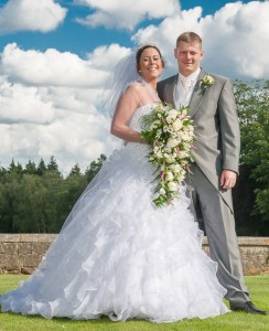 wedding photography southwest london flash