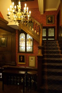 Apothecaries' Hall main staircase event photographer Trevor Aston