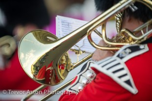 Militery Band Richmond event photographer