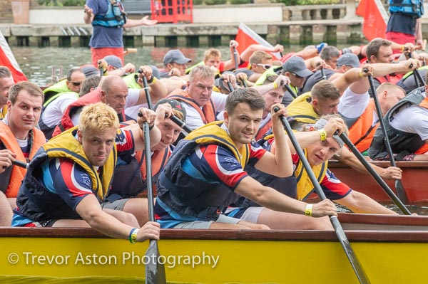 Kingston Dragon Boat Race event photography