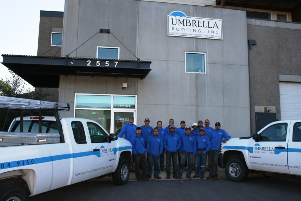 Team Umbrella Umbrella Roofing Contractors
