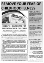 Holistic Health-Care Course for Parents