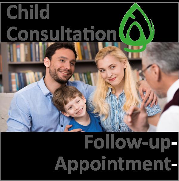 Trevor Gunn Brighton Homeopath Child Consultations - Follow-up