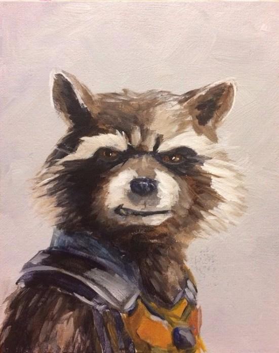 Rocket Raccoon, Guardians of the Galaxy