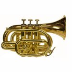 Second Hand Antigua Pocket Trumpet