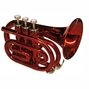 Arnolds Pocket Trumpet Red Square