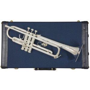 BS MBX Trumpet BSMBXHLR 2 0D silver