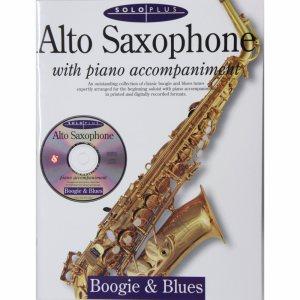 Boogie Blues Alto Sax