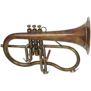 CarolBrass CFL 7200 GSS PA Flugel Horn Patina By Taylor