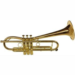 CarolBrass CTR 5004L GL D Bb L Trumpet