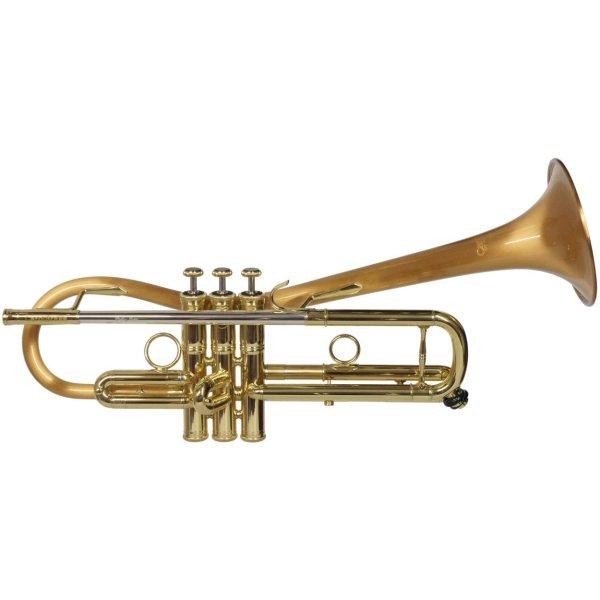 CarolBrass CTR 5060L RSM Bb SLB Euro bell Trumpet