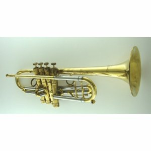 CarolBrass CTR 5200H YSSD Quarter Tone Trumpet