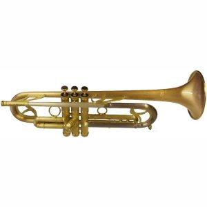 CarolBrass CTR 7660L GSS Bb SL Trumpet Square