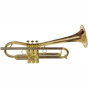 CarolBrass Trumpet Gansch Style Bell Square