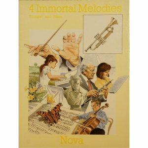 Four Immortal Melodies Trumpet
