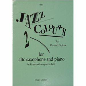 Jazz Colours 2 Alto Sax