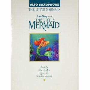 Little Mermaid Alto Sax