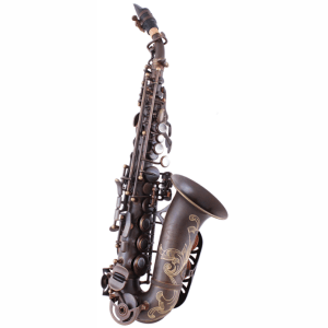 System 54 Curved Soprano Sax Pure Brass