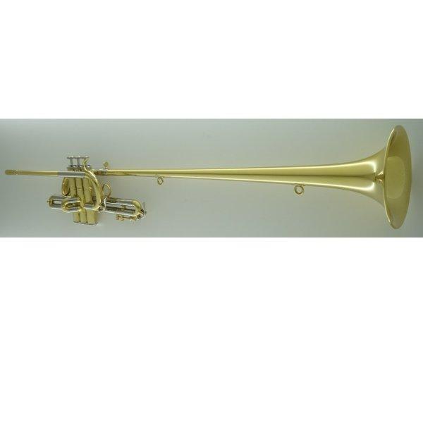 CarolBrass CHT-4200H-YSS-Bb-L Herald Trumpet