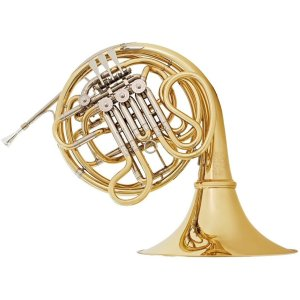 Hans Hoyer 6801GA Heritage French Horn (detachable bell)