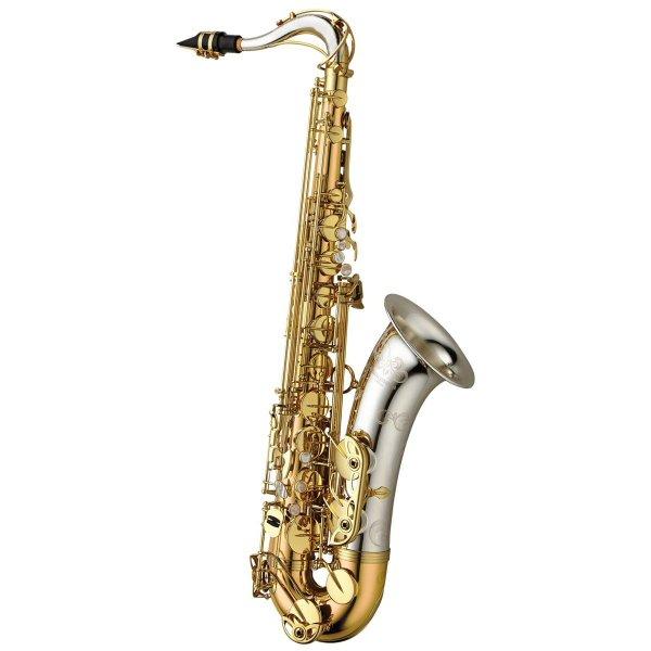 Yanagisawa TWO33 Tenor Saxophone Silver Neck, Bell, Brass Body