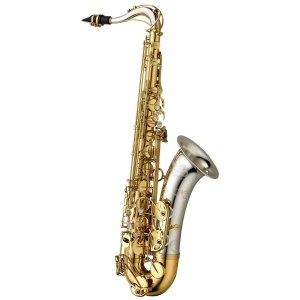 Yanagisawa TWO33 Tenor Saxophone Silver Neck, Bell, Brass Body