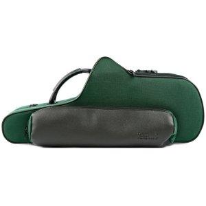 BAM Classic alto sax case green