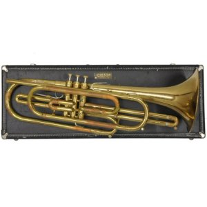 Second Hand Getzen Eterna Bass Trumpet