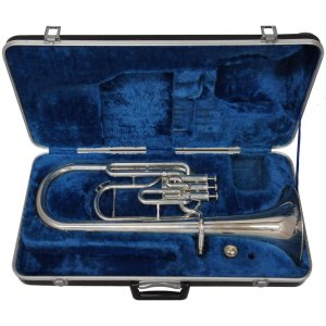 Second Hand Yamaha 201S Tenor Horn