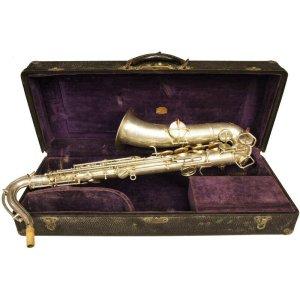 Pan American C Melody Saxophone
