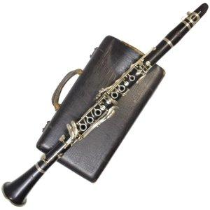 Vintage Selmer Clarinet