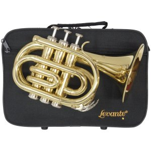 Second Hand Levante Pocket Trumpet