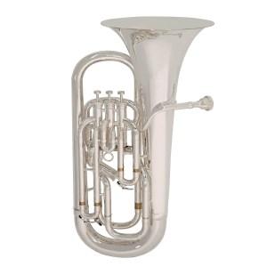 Besson BE163-2-0 Prodige Euphonium - Silver