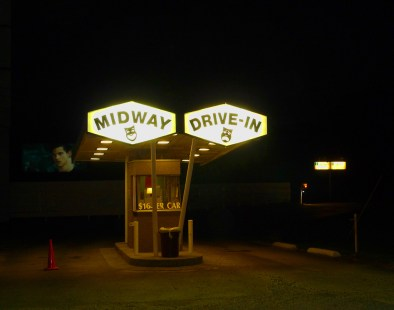 Midway Drive-In, Kent