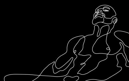 Self-Portrait as Jean Cocteau