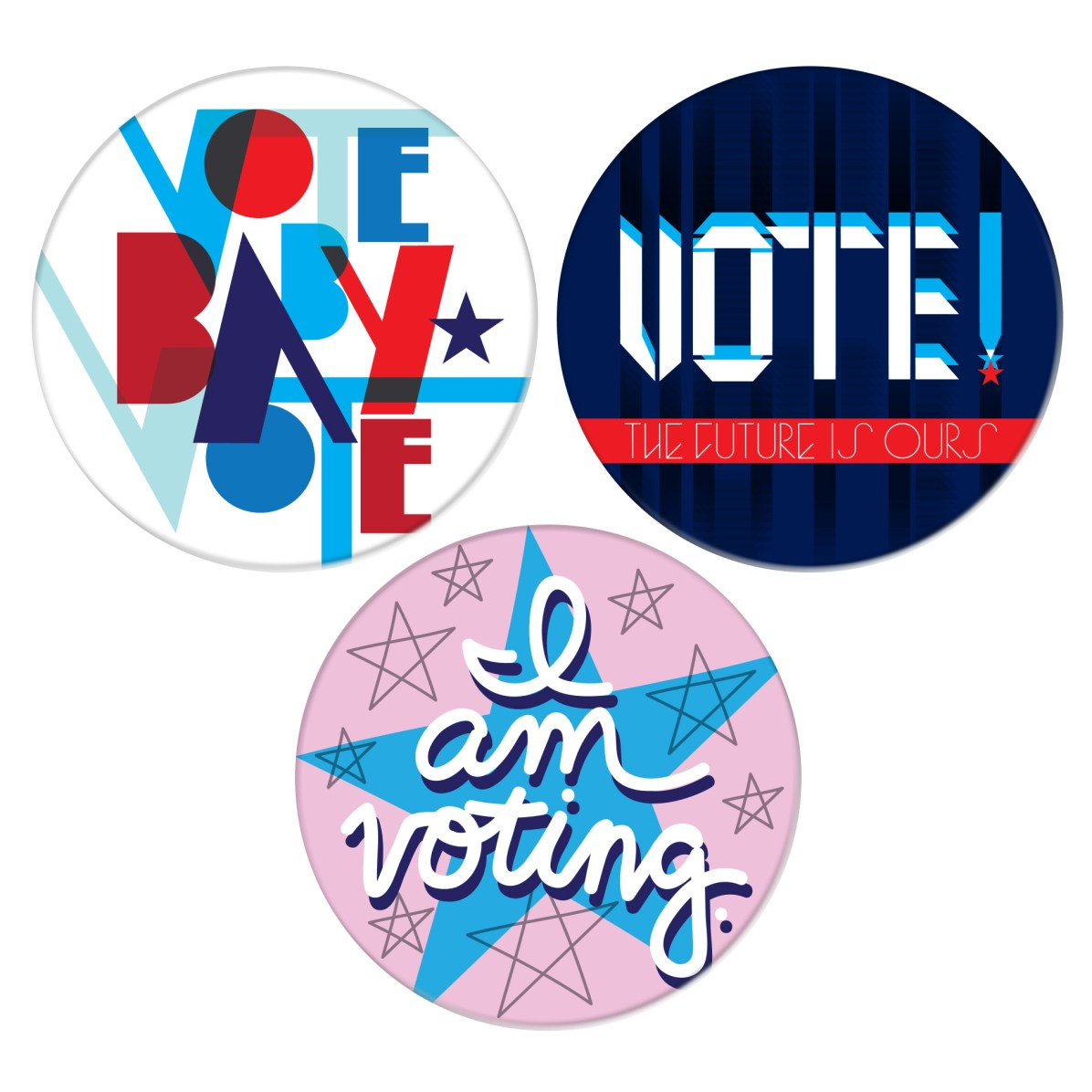 Vote! Buttons