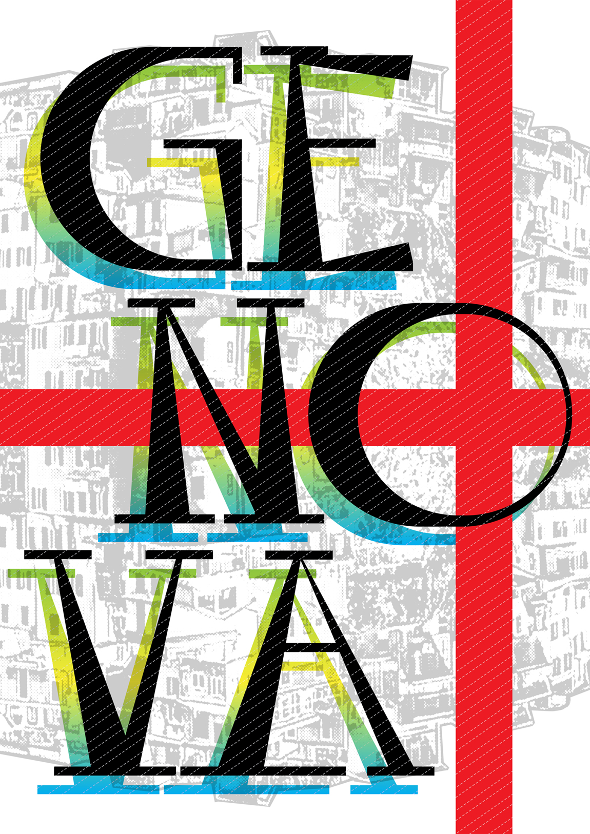 """""""Genoa"""" Poster for Show Us Your Type"""