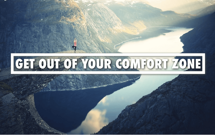 「get out of comfort zone」的圖片搜尋結果