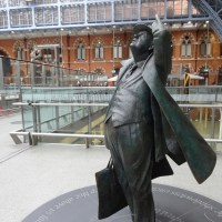 Metro-land and beyond - on the Betjeman trail