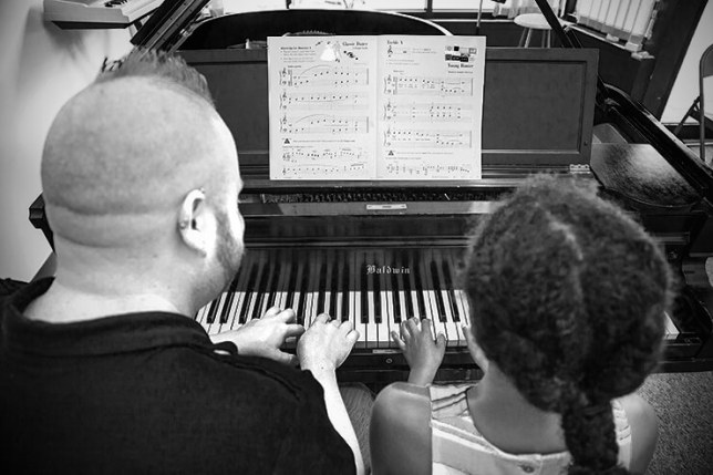 Piano Lessons.