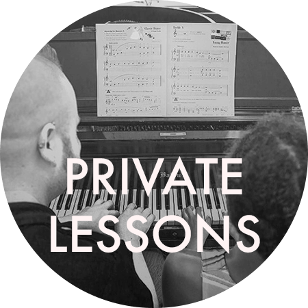 Private Lessons - Trevor Patrick Watkin