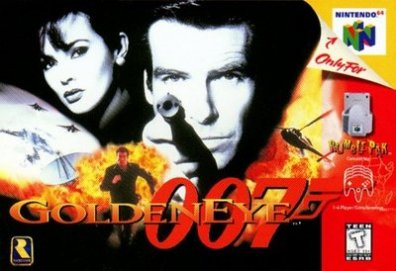 Golden Eye 64