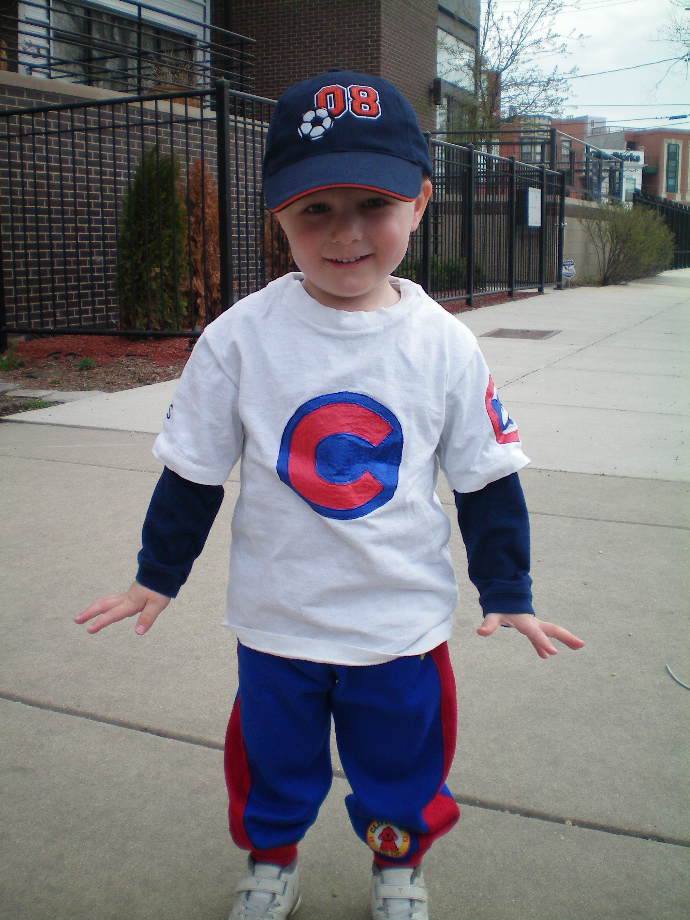 Cubs Outfit