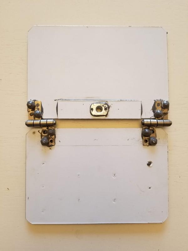 assembled lightweight ultra portable sketch easel