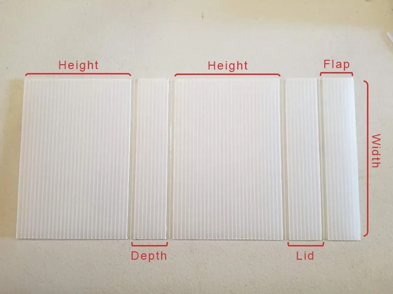 Labelled Measurements