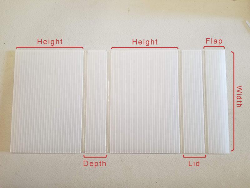Labelled Measurements