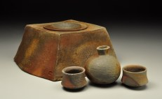 Reliquary, Cantaro, and Mezcal Cups