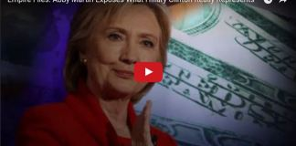 Abby Martin Exposes What Hillary Clinton Really Represents