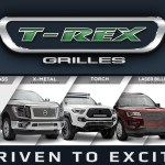 T Rex Grilles American Made Grilles For Over 20 Years Trucks And Cars