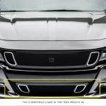 T Rex Grilles Hits Home Run With Game Changer Grille Upgrades For 2016 Dodge Charger